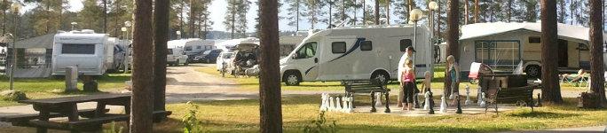 Årets Campingsäsong drar igång…