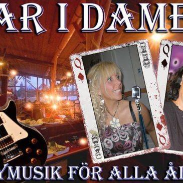 Livemusik på strandterassen den 5-6/8!